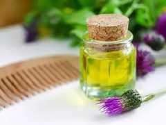 Самые эффективные рецепты с репейным маслом от выпадения волос