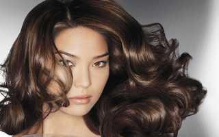 Как сделать волосы объёмными у корней