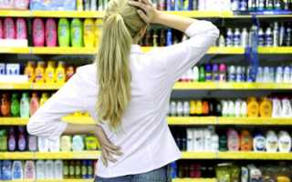 Лечебные шампуни от выпадения волос: обзор