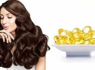 Рыбий жир при выпадении волос: как применять, чтобы добиться эффекта