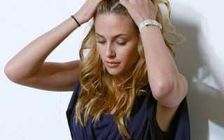 Техника самостоятельного выполнения массажа головы для укрепления волос
