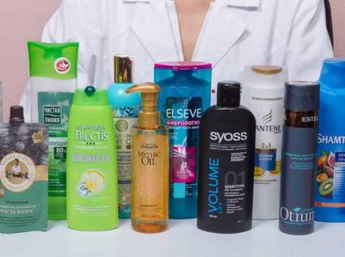 Шампунь против выпадения волос: рейтинг – подробная информация