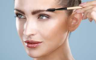 Почему выпадают брови: причины