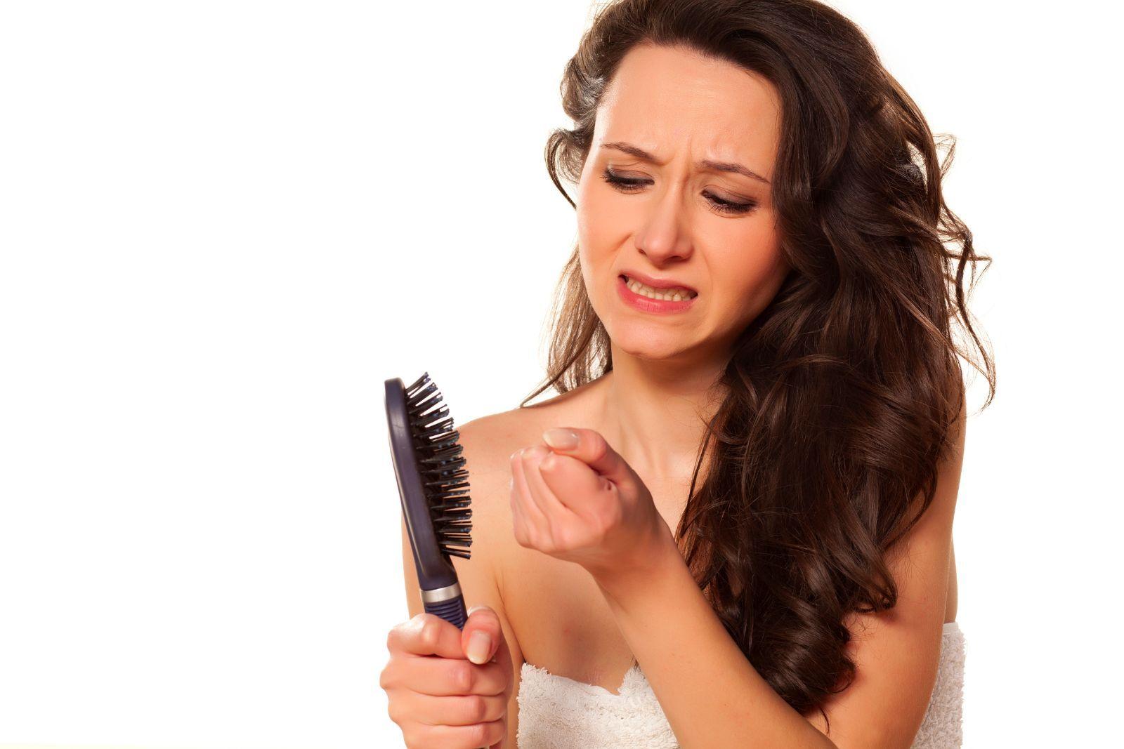 Что делать чтобы волосы перестали выпадать