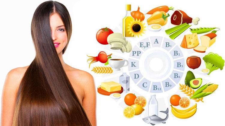 Витамин отвечающий за рост волос