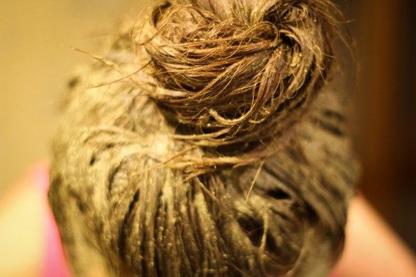 Горчичная маска для волос против выпадения