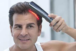 Выпадение волос у мужчин. Причины, средства, профилактика