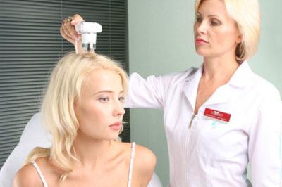 Андрогенная алопеция у женщин диагностика