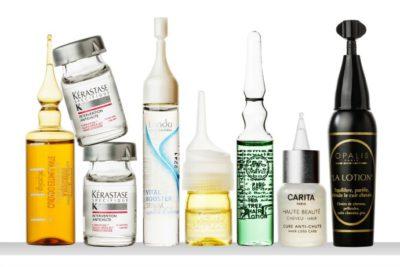 Восстановление выпавших волос у женщин