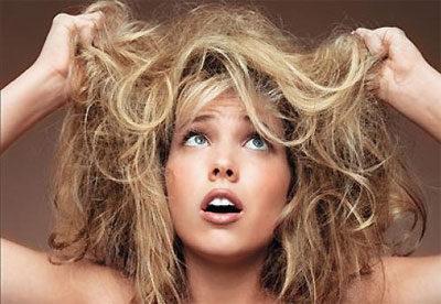Редкие тонкие волосы - что делать?