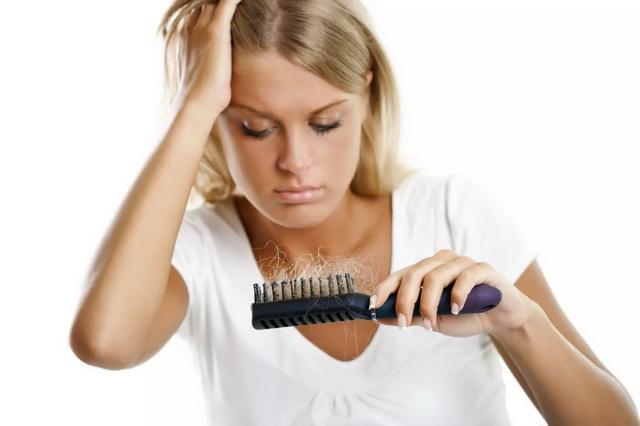Алопеция остановить выпадение волос у женщин
