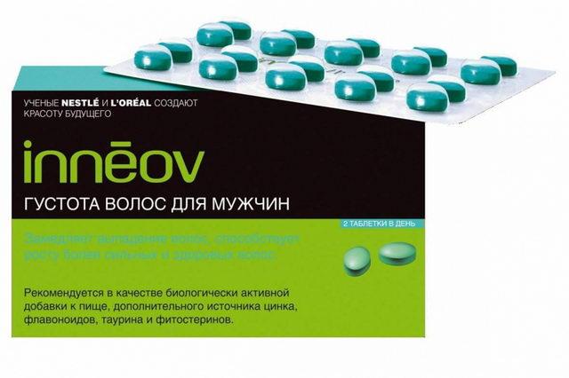 Витамины для волос при алопеции